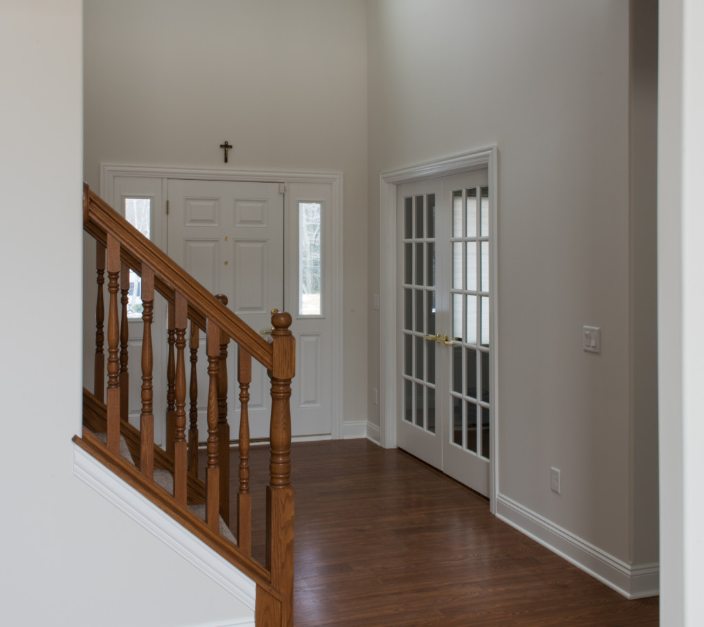 003 Front Entry
