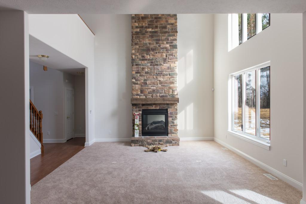 005 Living Rm Fireplace