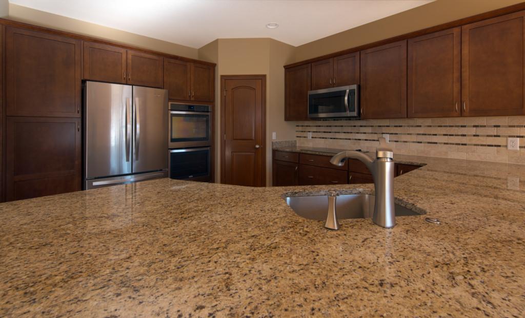 006 Kitchen Countertop View