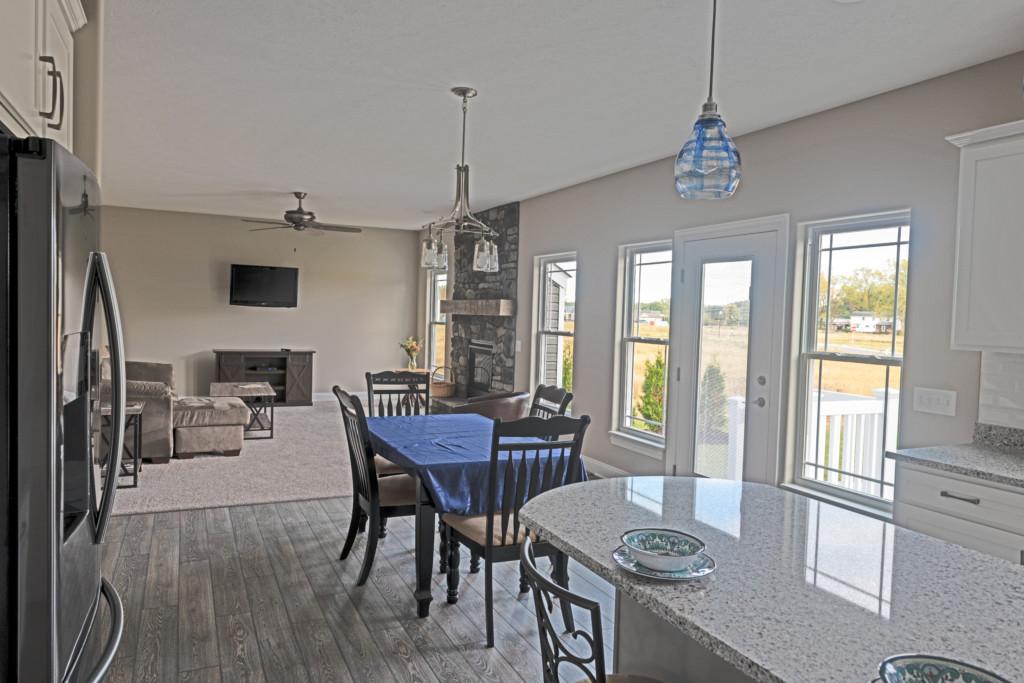 7-Living Room Kitchen