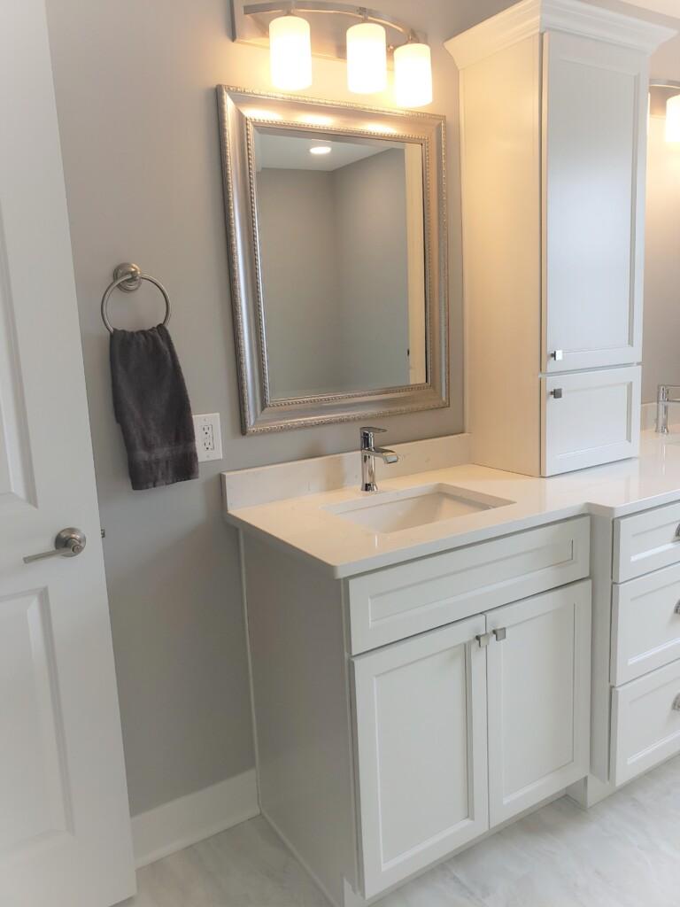 35 Master Bath Vanity