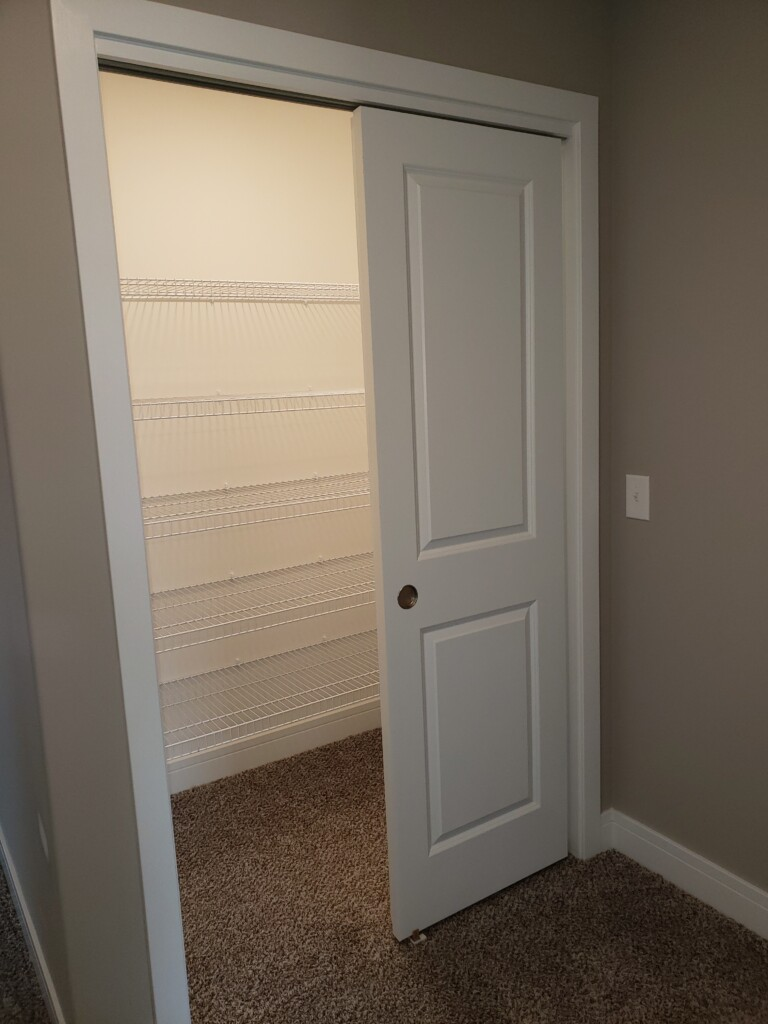 43 Hallway Closet